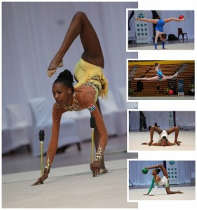 South African Gymanstics Tournament